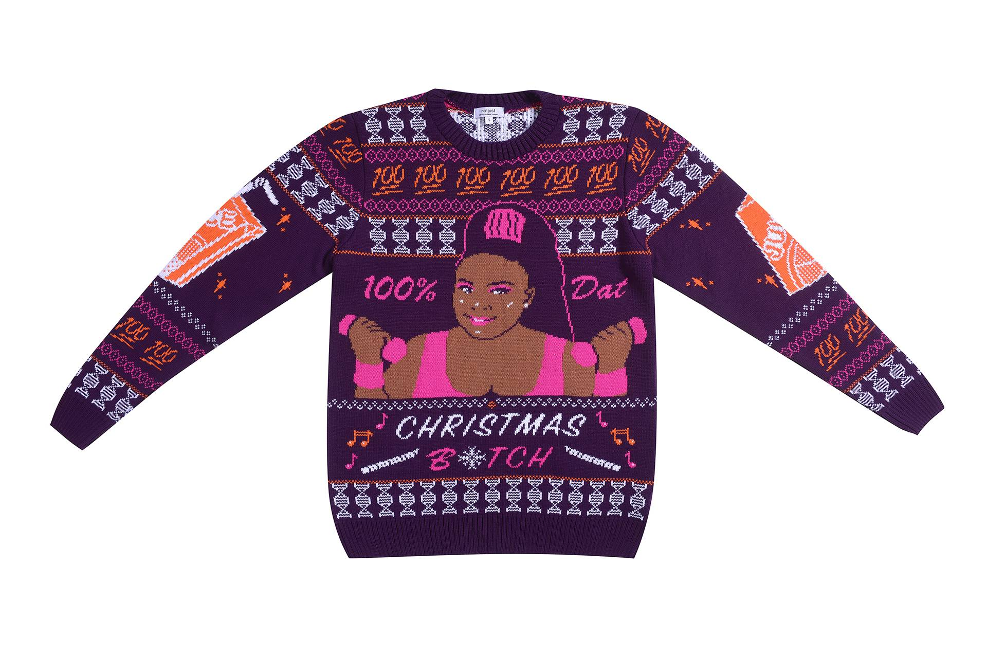 Women S Christmas Jumpers 2020 Ones You Ll Actually Want To Wear Glamour Uk