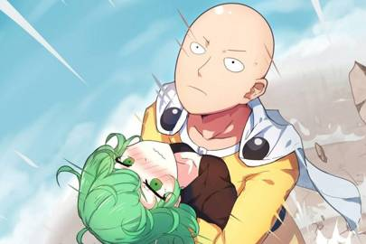 4. One-Punch Man