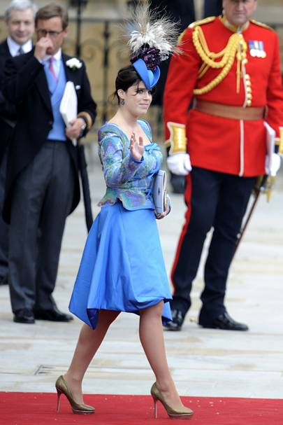 Princess Eugenie, 2011