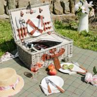 The picnic hamper