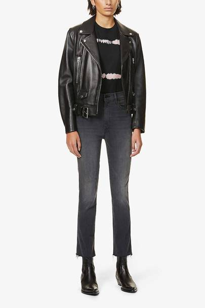 Best high-waisted jeans: Mother