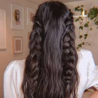 The double plaits