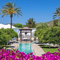 Best Hotels in Ibiza: For a relaxing inland retreat