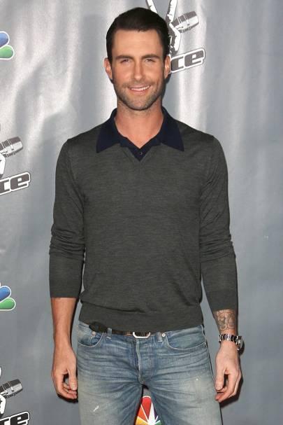 93. Adam Levine