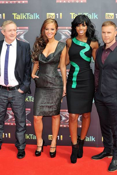 New X Factor line-up