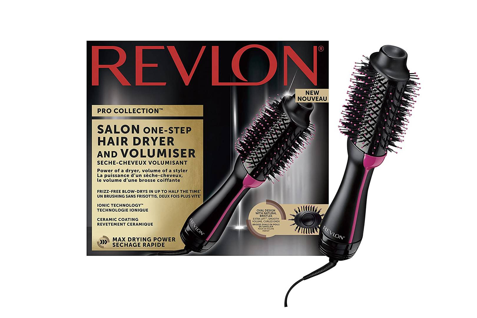 14 Best Hot Air Brushes Best Hair Dryer Brushes On Amazon Glamour Uk