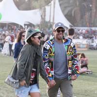 Eli Roth at Coachella