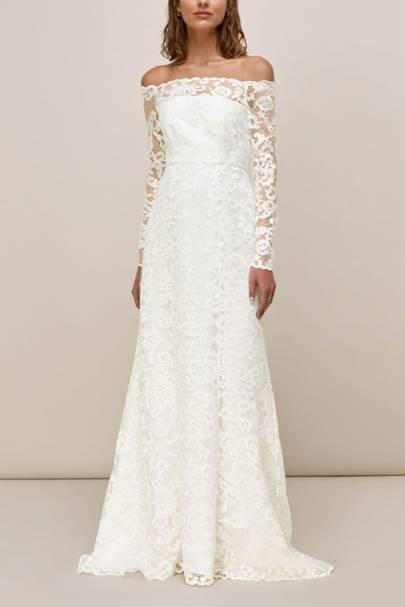 Long sleeve wedding dresses: Whistles