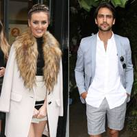 Perrie Edwards & Luke Pasqualino