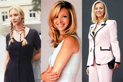 Lisa Kudrow (Phoebe)