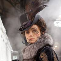 Keira Knightley as Anna in Anna Karenina