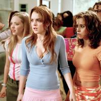 Lindsay Lohan and Amanda Seyfried - Mean Girls