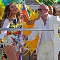 Jennifer Lopez & Pitbull