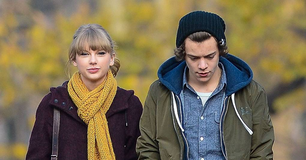 is taylor swift and harry styles dating again
