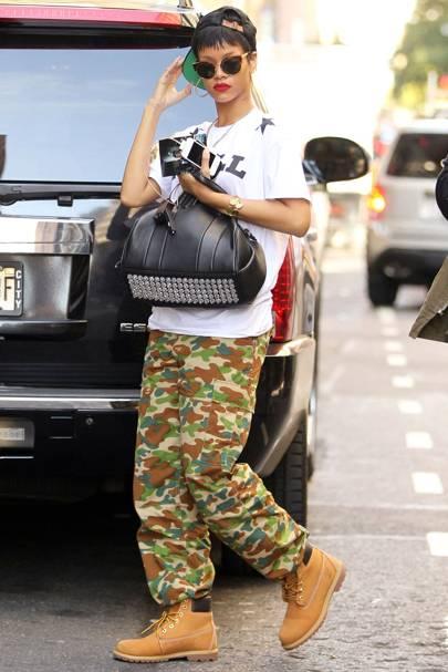 Rihanna - Military Maven