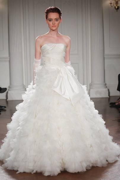 Peter Langer Wedding Dress To Rent
