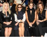 Jane Krakowski, Olivia Palermo, Ashley Greene, and Katie Cassidy