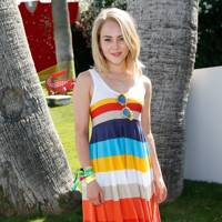AnnaSophia Robb at Coachella