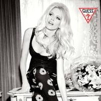 Claudia Schiffer For GUESS