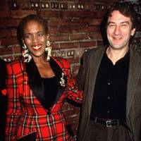 Robert DeNiro and Toukie Smith