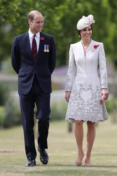 5. The Duke & Duchess of Cambridge