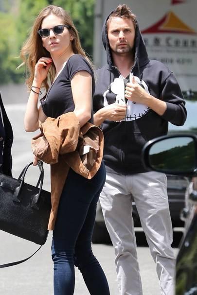 Matt Bellamy & Elle Evans