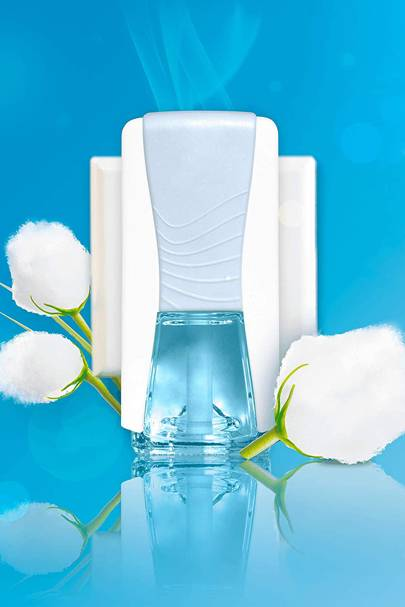 Home Fragrance Plug-Ins: Febreze