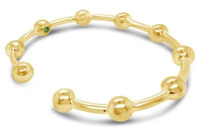 Astra Cuff by Seneca Jewelry