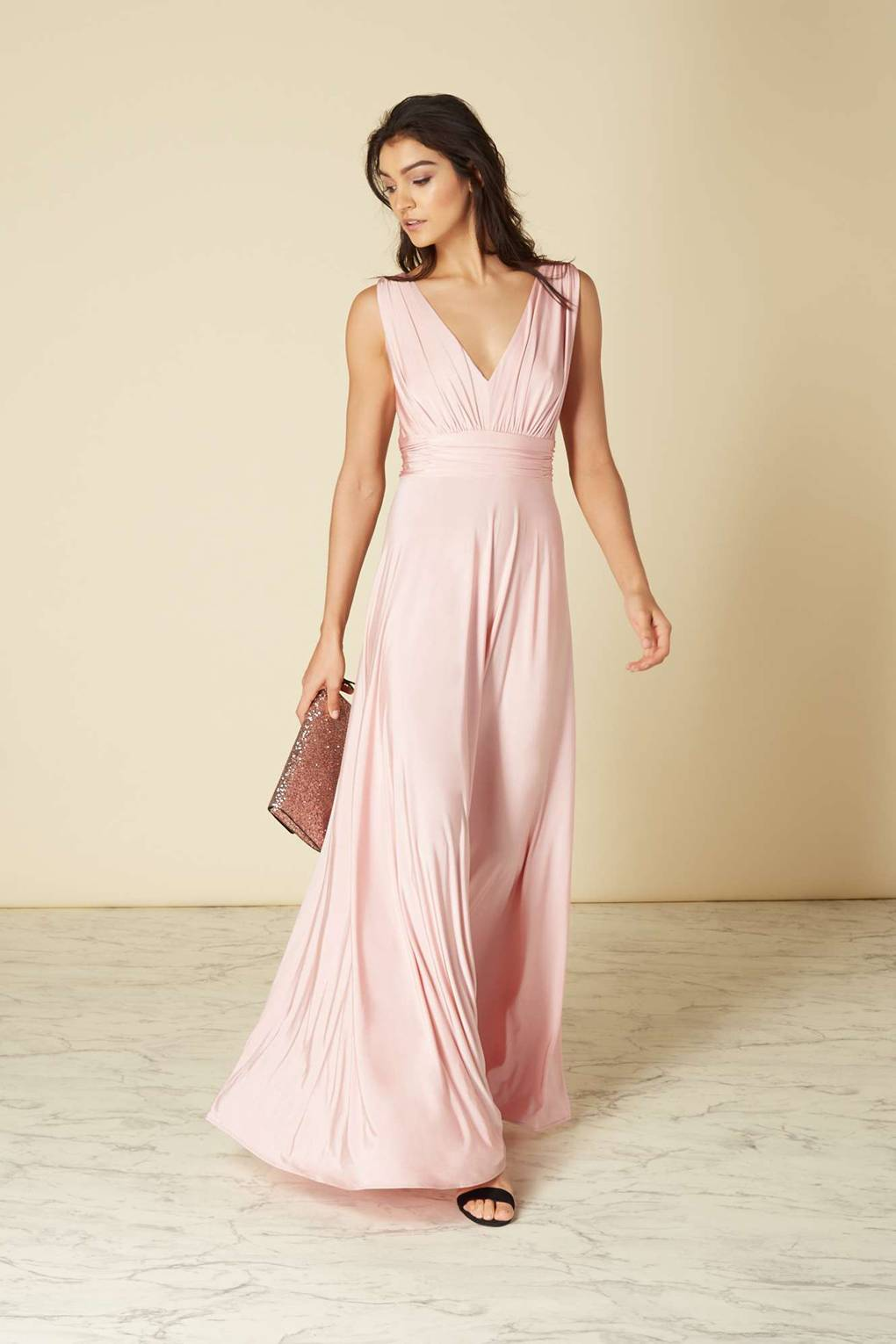 Issa Olivia Sell Out House Of Fraser Bridesmaid Dress | Glamour UK