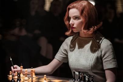 The Queen's Gambit (Rotten Tomatoes: 100%)