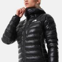 The North Face Puffer Jacket Women: the hooded puffer
