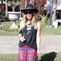 Alexis Swain, Make-up Artist, Coachella Festival
