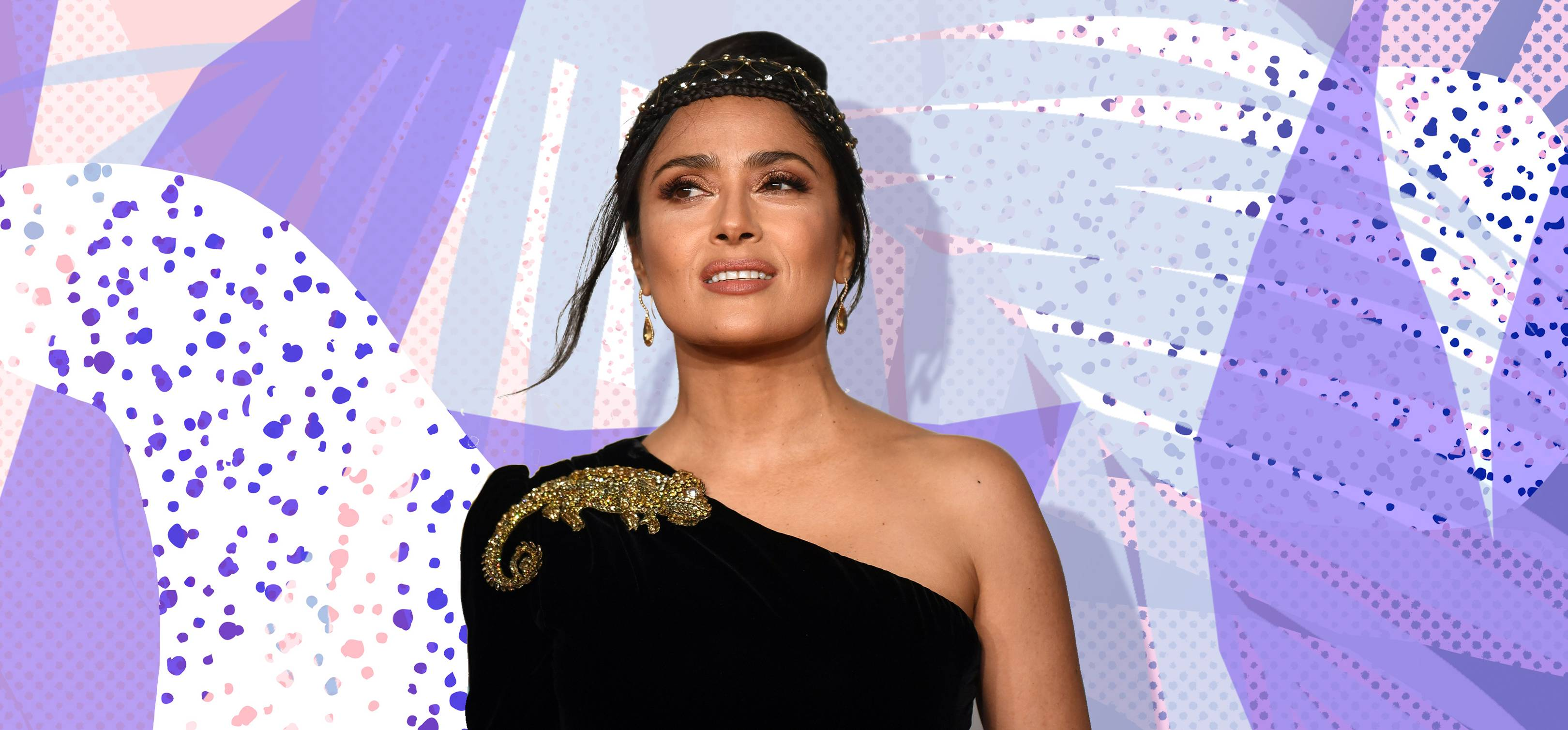 I Tried The Red Carpet Facialist From Salma Hayek's Facialist