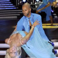 Ricky Whittle & Natalie Lowe