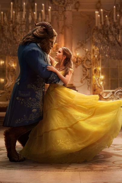 This is how much Beauty and The Beast made in its opening weekend