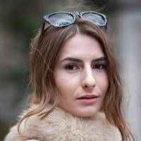 Denisia Aghiorghitoaie, Blogger