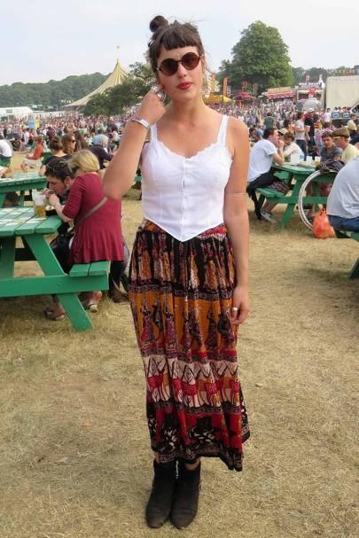 Annaca, Latitude Festival