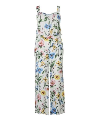 The Floral Jumpsuit