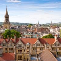 Best city breaks UK: Oxford