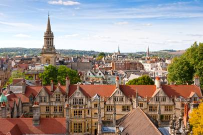 Best city breaks UK: Oxford