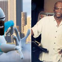 Samuel L. Jackson as Frozone in The Incredibles