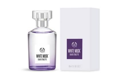 White Musk by The Body Shop