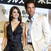 Penelope Cruz & Matthew McConaughey