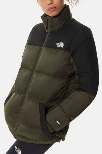 The North Face Puffer Jacket Women: the sale pick