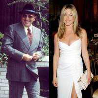 Telly Savalas & Jennifer Aniston