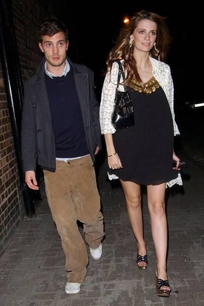 Mischa Barton & Jamie Dornan