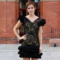Emma Watson – Straight Lace