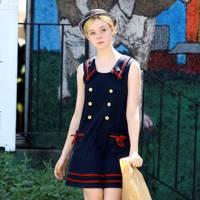 Vintage Doll – Elle Fanning