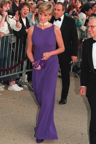 Princess Dianas Greatest Dresses Fashion Photos Glamour Uk