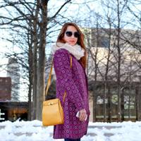 Mariana Cantu, Blogger & Assistant Merchandiser, New York